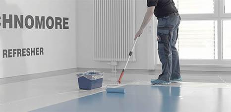 renovatie pu epoxy vloer